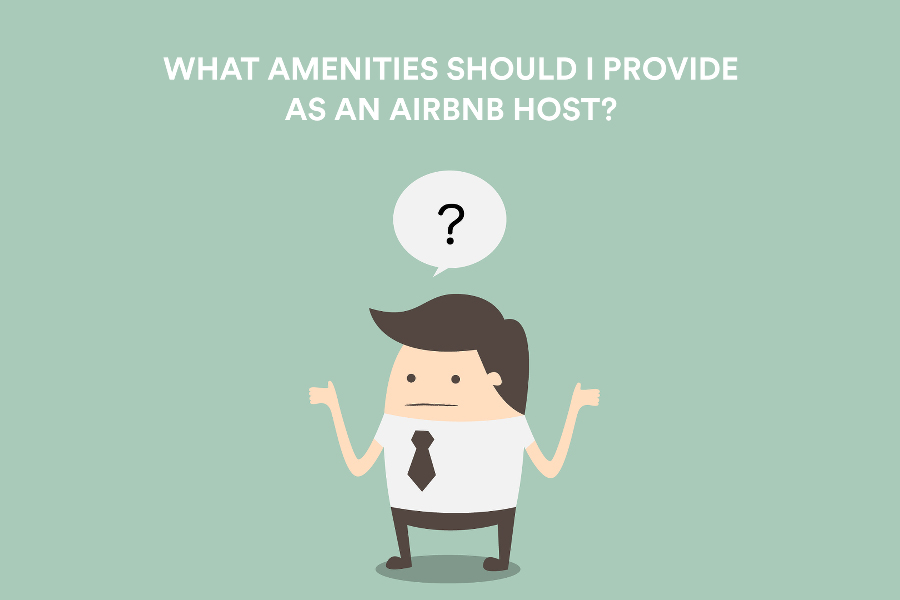 What Amenities To Provide As An Airbnb Host